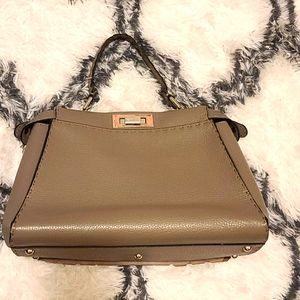 Designer BAG LEATHER IN GREAT CONDITION